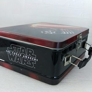 Other - Star Wars- Tin LunchBox